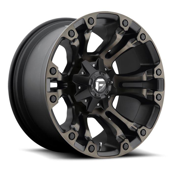 Vapor - D569 - Fuel Off-Road Wheels