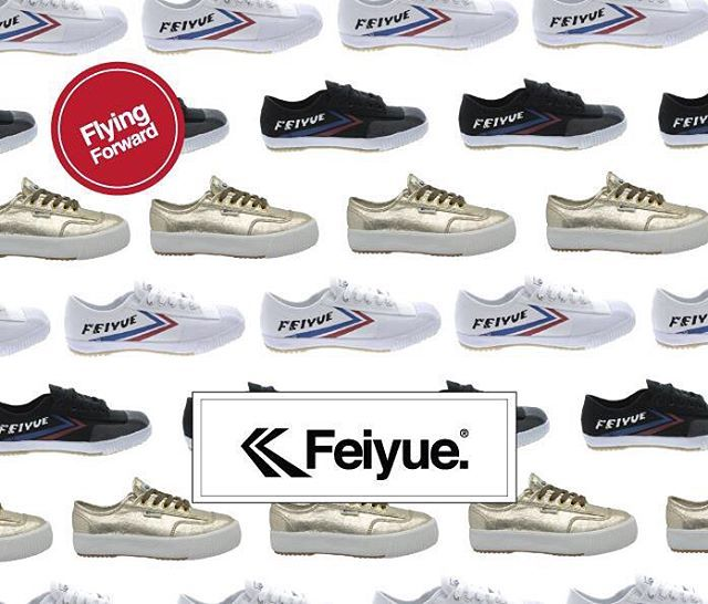 We are thrilled to share that you can now shop Feiyue shoes on Nordstrom.com and in select @nordstrom stores.