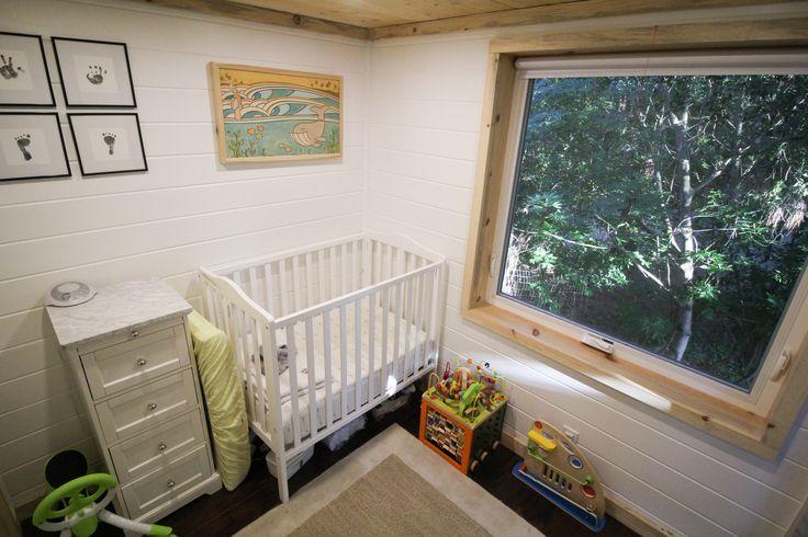 Tiny Portable Cedar Cabins: The Urban Cabin - Tiny House Listings
