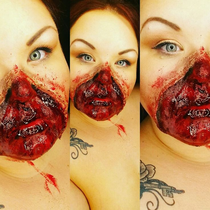 Halloween Lashes