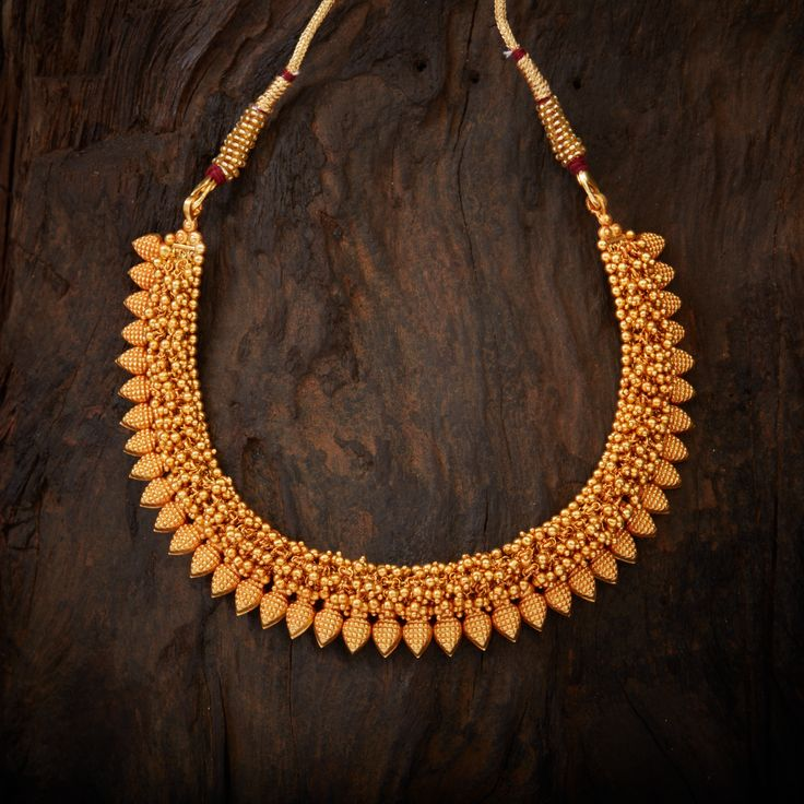 South Indian Traditional Silver Temple Jewellery Necklace, made in Pure Silver.
