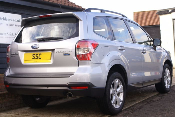 Subaru Forester 2.0D X 5dr Estate Diesel Silver Metallic for sale at http://www.simonshieldcars.co.uk/used/subaru/forester/20d-x-5dr/ipswich/suffolk/17545250