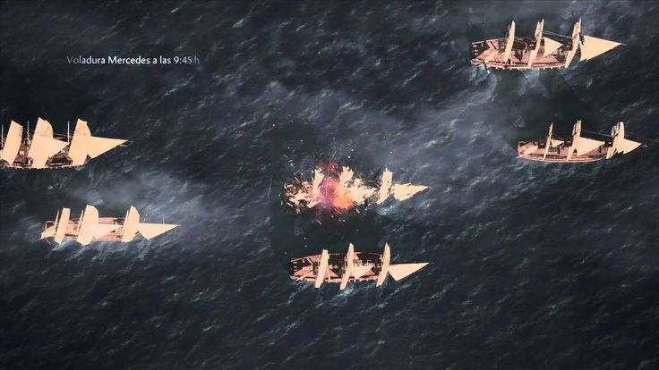Museo Naval: El último viaje de la fragata Mercedes. La razón frente al ...