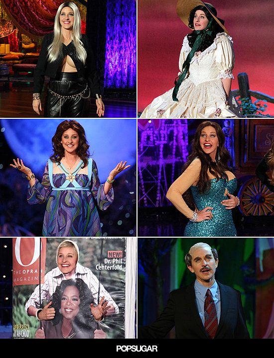 Ellen DeGeneres's Halloween Costumes Through the Years   POPSUGAR Celebrity