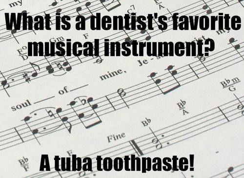 Image result for dentist hack loud music
