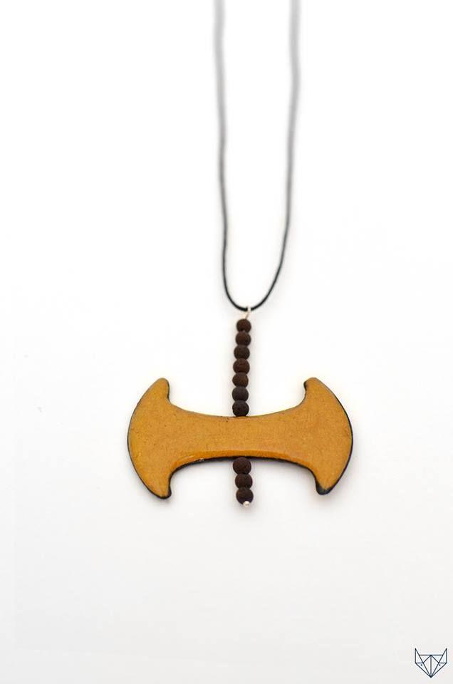 "Necklace ""Minoan Labrys"""
