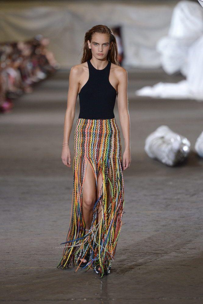 e4605e761549 GANNI SS19 - Copenhagen Fashion Week