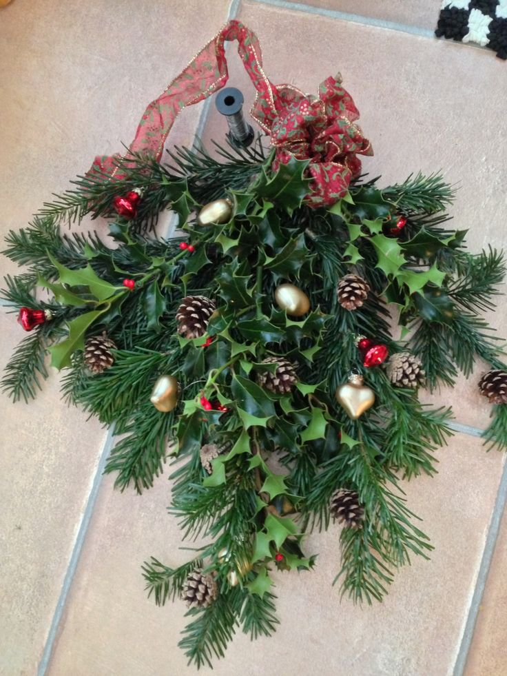 Front door wreath
