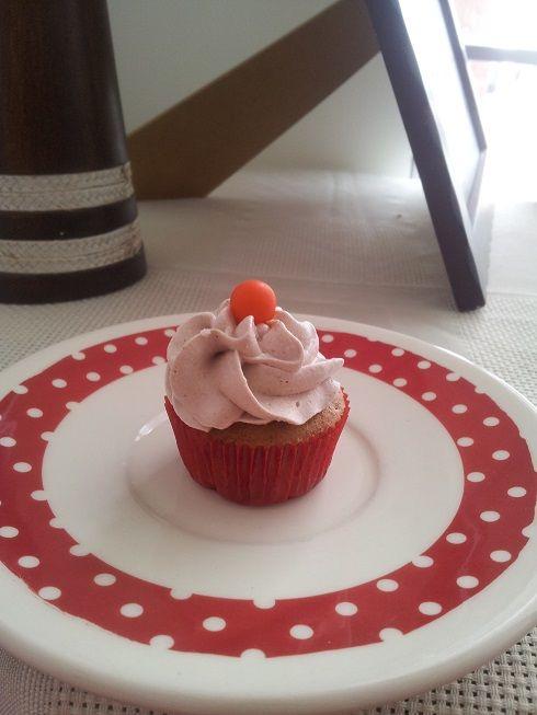 Cupcake de manzana y canela...