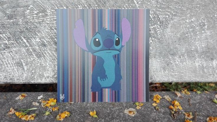 Lilo & Stitch Small Cinemagraph by Art from the Hart