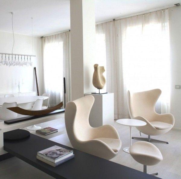 Total white design andrea castrignano 1