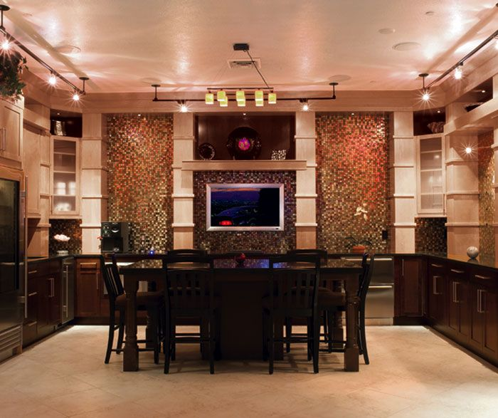 Image Result For  Wall Kitchen Design
