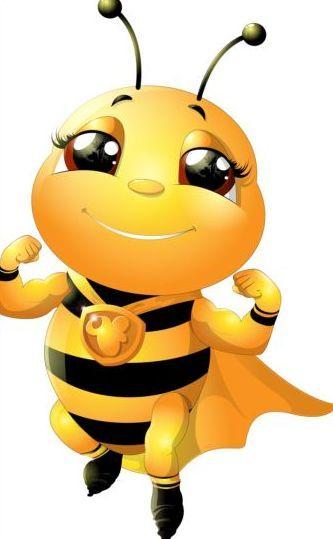 lovely cartoon bee set vectors 17 - https://www.welovesolo.com/lovely-cartoon-bee-set-vectors-17/?utm_source=PN&utm_medium=welovesolo59%40gmail.com&utm_campaign=SNAP%2Bfrom%2BWeLoveSoLo