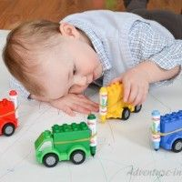 Favourite play ideas for two year olds