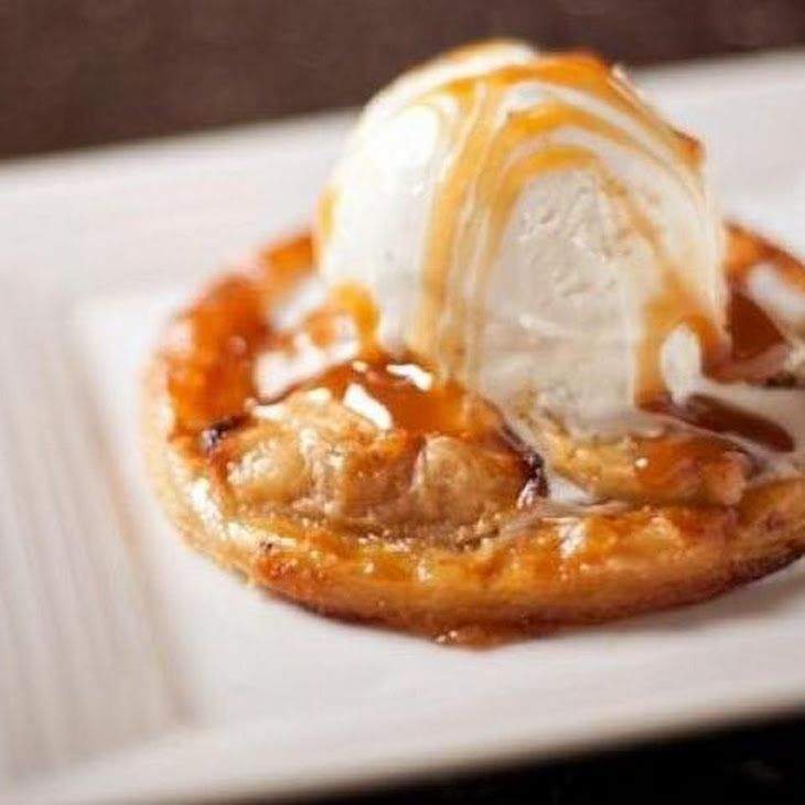 Apple Tart with Caramel Sauce Recipe | Foods that look interesting ...