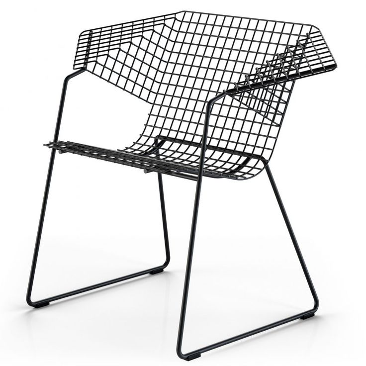 High Quality Designer Czesław Knotheu0027s 1955 Wire Mesh Chair Also Features In The  Collection