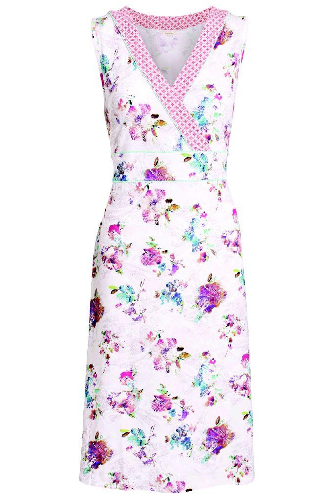 Smuk sommer kjole.