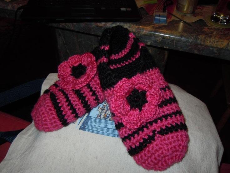 Las pantuflas de mi hija ✿