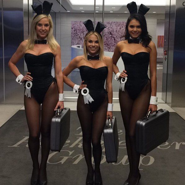 Pin for Later: 8 Hints About What the Future of Playboy Looks Like Playboy Bunnies We doubt this iconic costume is going anywhere any time soon.