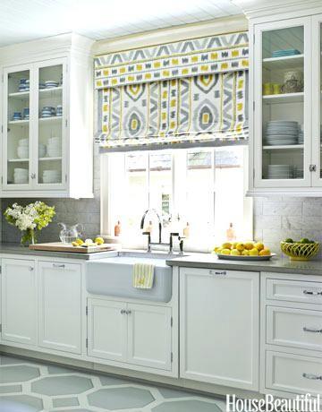 Image result for kitchen window dressing ideas uk