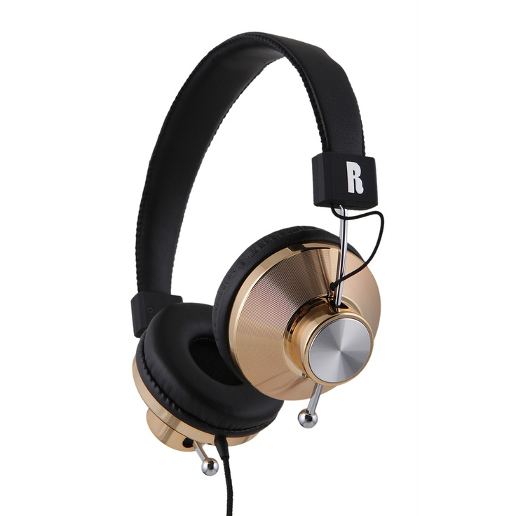 33i On-Ear Headphones Rose Gold   I'd rock these.