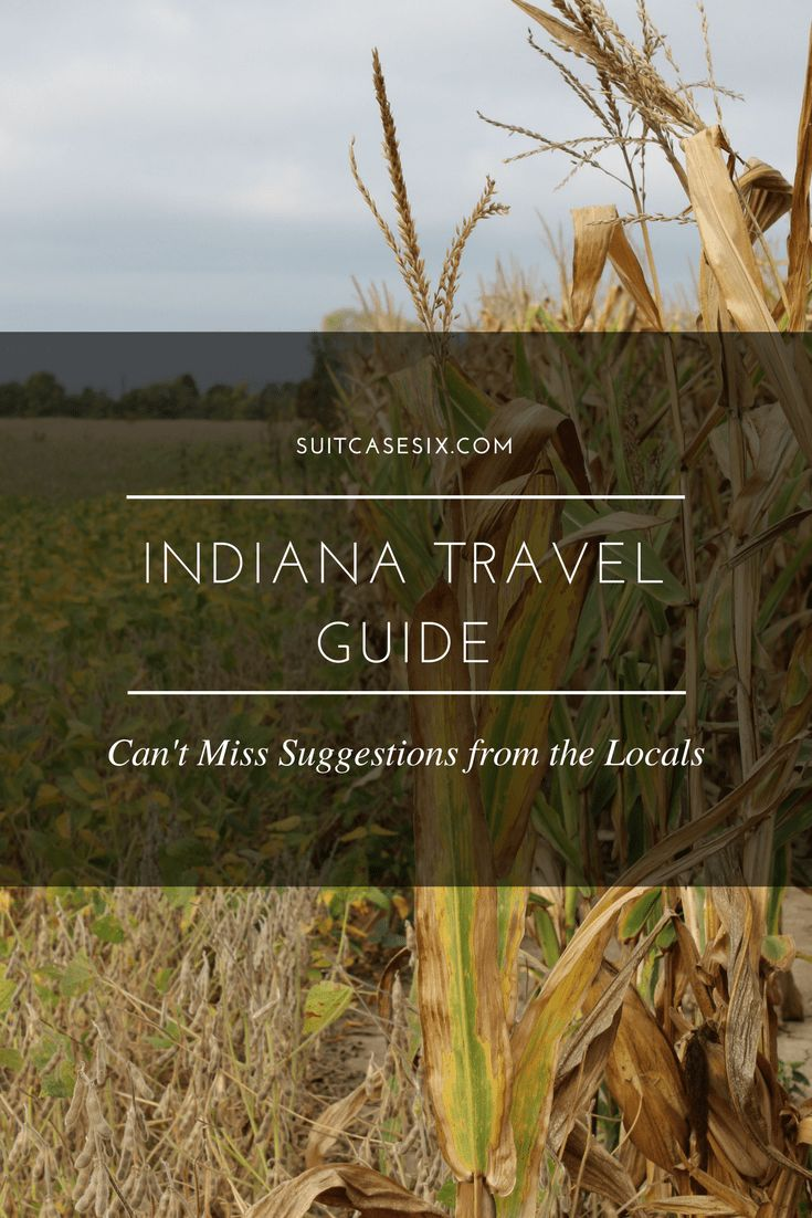 This Indiana travel guide is written by an Indiana native, and the guide includes recommendations from over 15 other Indiana locals. Includes day trip ideas, Indiana points of interest, hotels and accommodations, outdoor adventures, museums, family friendly attractions, and best restaurants.