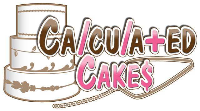 Calculated Cakes Logo