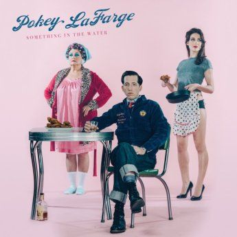 Pokey LaFarge - Something in the Water (2015)