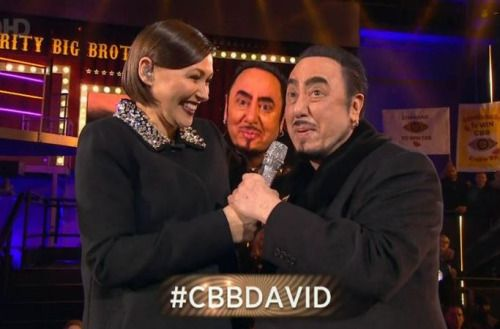 Celebrity Big Brother 2016: David Gest puts down Farrah Abraham...