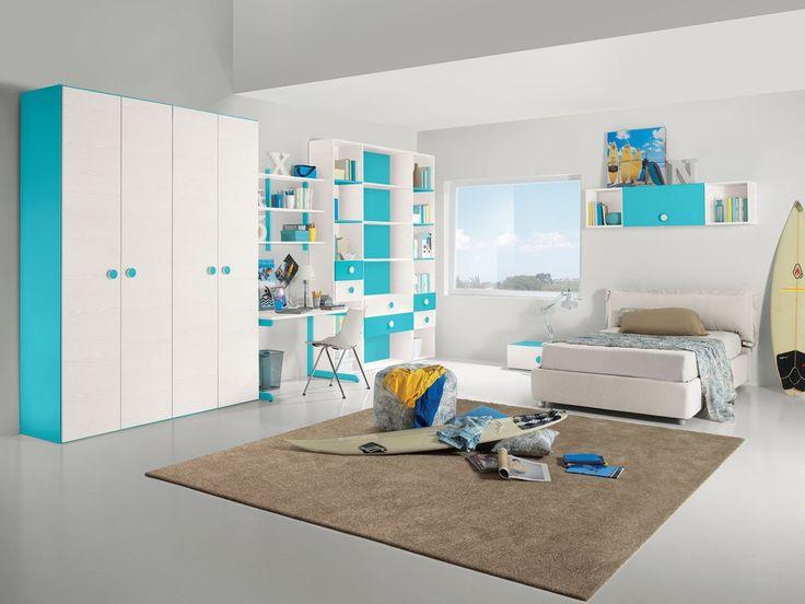 Oltre 25 fantastiche idee su scrivania per ragazzi su - Scrivania camera da letto ...