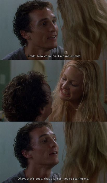 How to Lose a Guy in 10 Days... One of my favorite movies. And this is such a good part of it too!