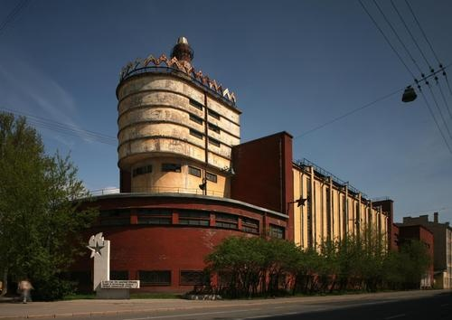 Berlin moscow erich mendelsohn power house of the red banner