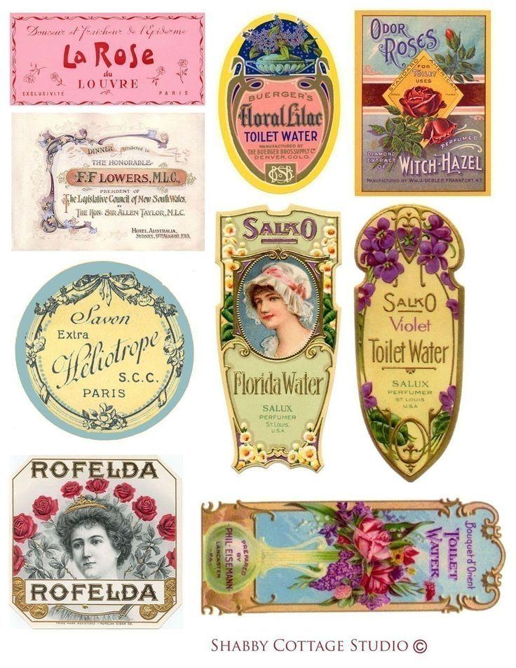 Vintage Labels: