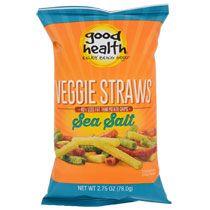 Bulk Good Health Veggie Straws with Sea Salt, 2.75-oz. Bags at DollarTree.com