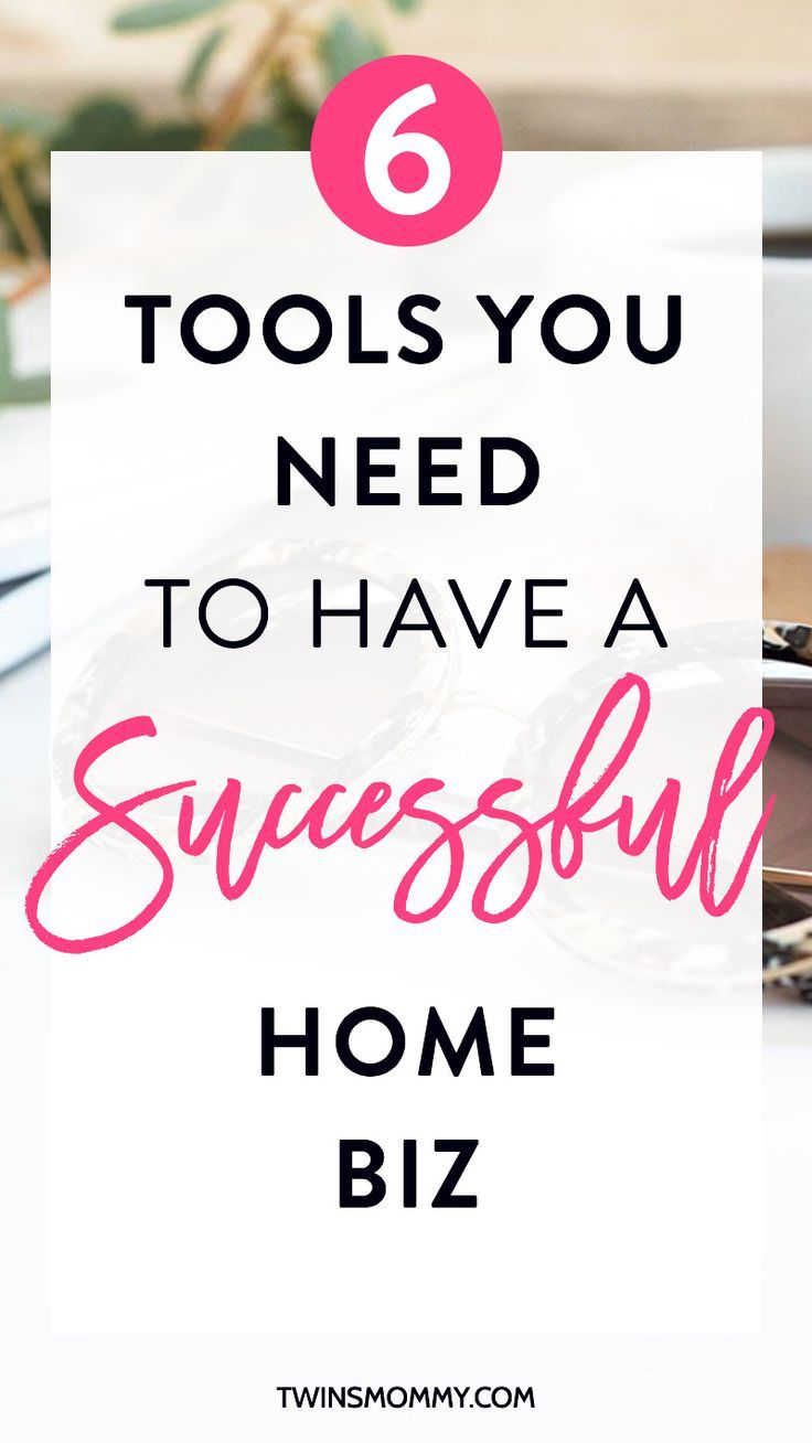 5 Essential Tools You Need to Successfully Work From Home – Want to work from home? You need more than your laptop to have a successful home business. Here are the top work at home tools you need.