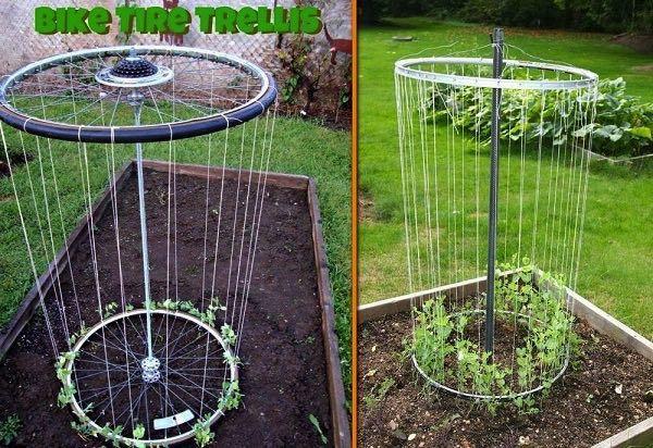 NapadyNavody.sk | 19 inšpiratívnych a kreatívnych nápadov na oživenie záhrady