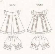 free pullip clothes pATTERNS - Google Search