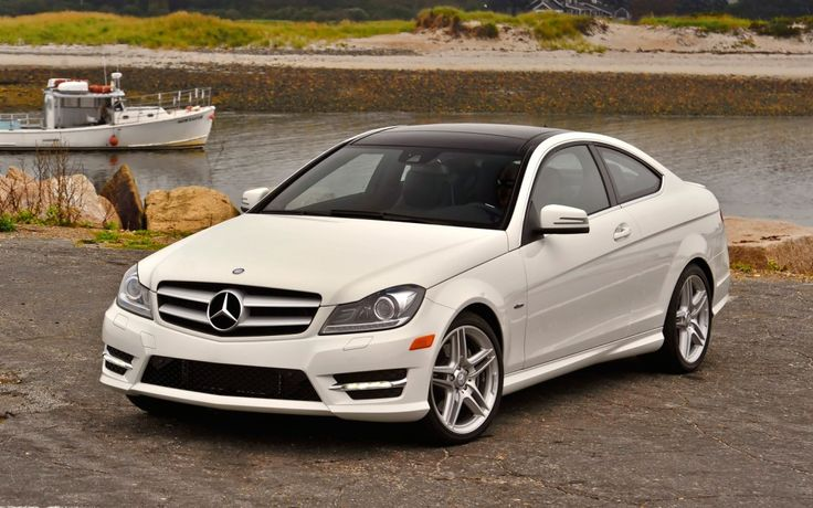 2012 Mercedes-Benz C350 Coupe left front Photo