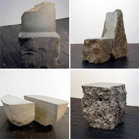 Stone Furniture Max Lamb 1