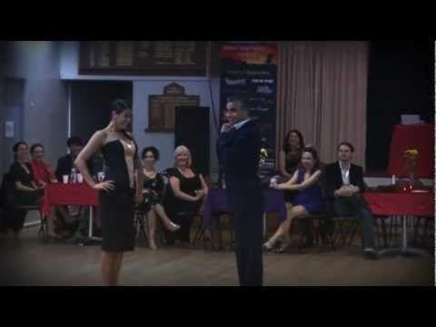 Farewell Milonga - Lorena Goldestein y Roberto Herrera - YouTube