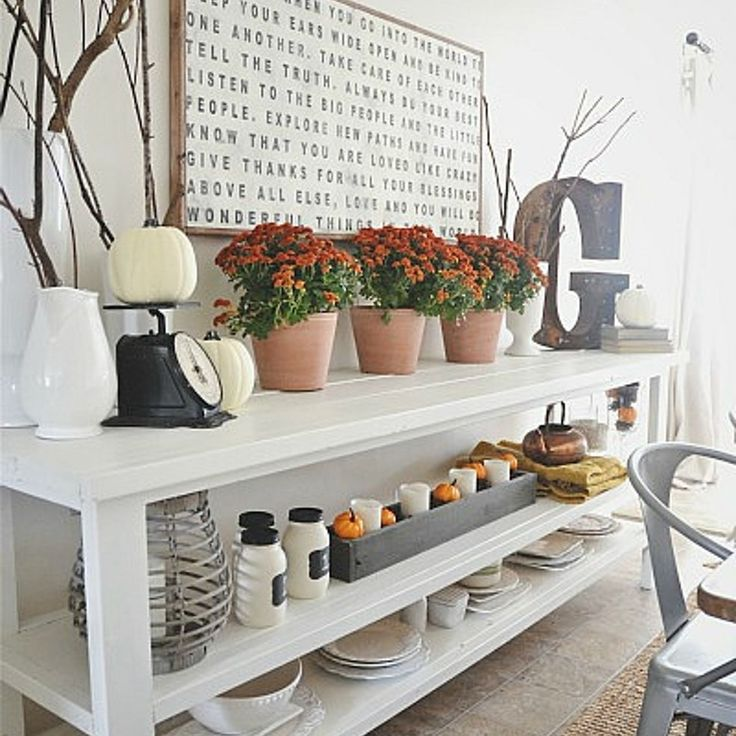 Open Kitchen Buffet: 19 Best Distressed Cabinets Images On Pinterest