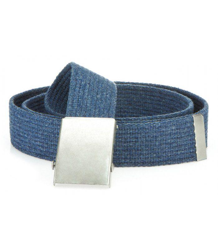 Pánsky modrý opasok