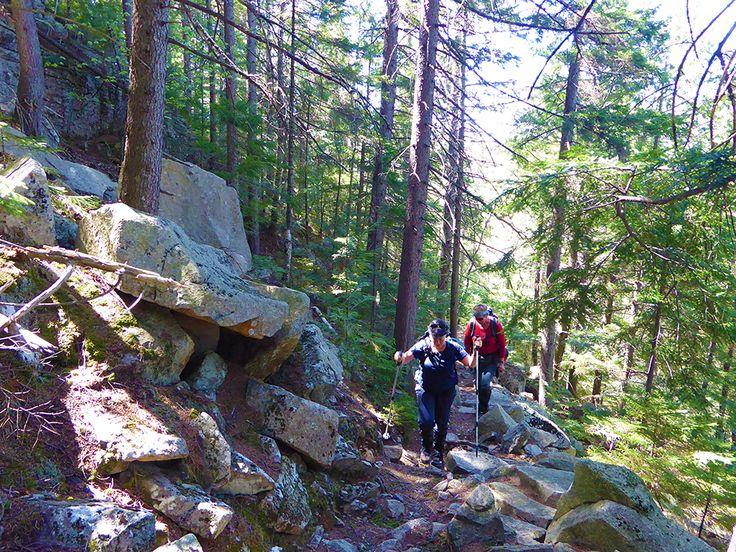 Mont Crawford Crédit photo : M. Desharnais