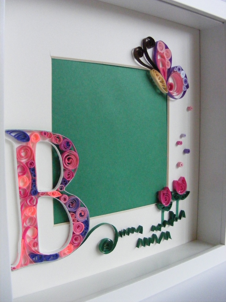 90 best Qmono images on Pinterest Quilling Frame and Ink