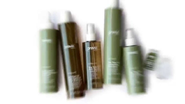 Previa Haircare - professional hair products