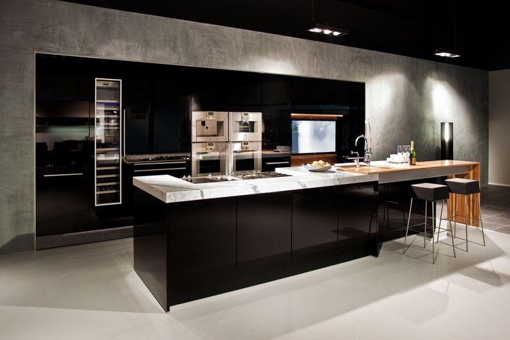Poggenpohl designkeuken +Integration UW keuken nl