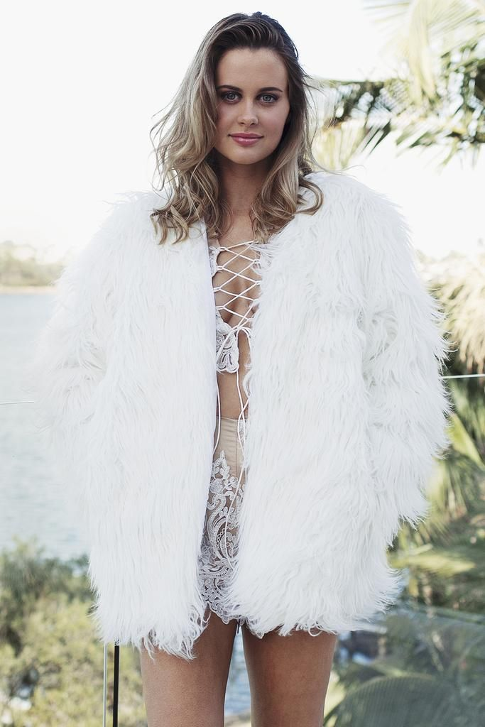 Headed To Hollywood Faux Fur Coat. Shop it now at- http://www.her-empire.com/collections/outerwear/products/headed-to-hollywood-faux-fur