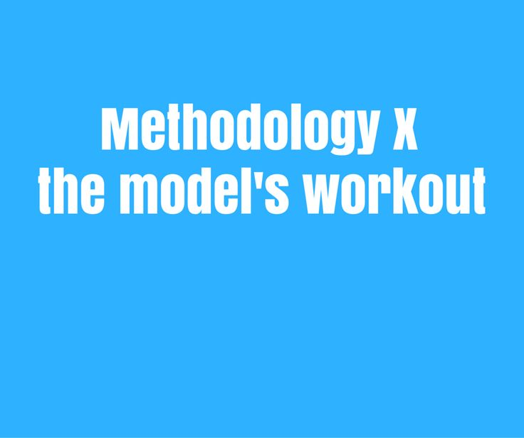 How to be skinny like a model fast  This program is used by models and modeling agencies