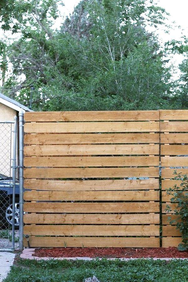 8 Diy Ideas To Create Beautiful Garden Fence Decorations The Expert Beautiful Ideas Diy Privacy Fence Fence Design Cedar Paneling
