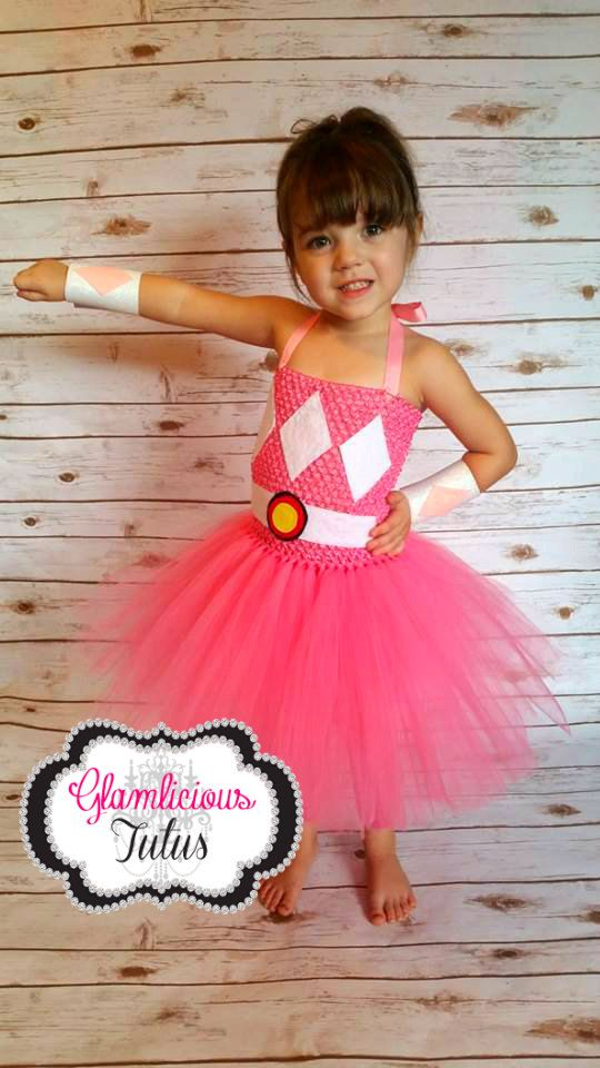 Hey, I found this really awesome Etsy listing at https://www.etsy.com/listing/249453124/power-ranger-tutu-dress-power-ranger